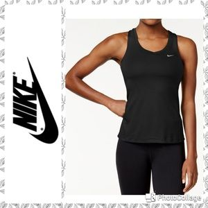 Nike racerback tank